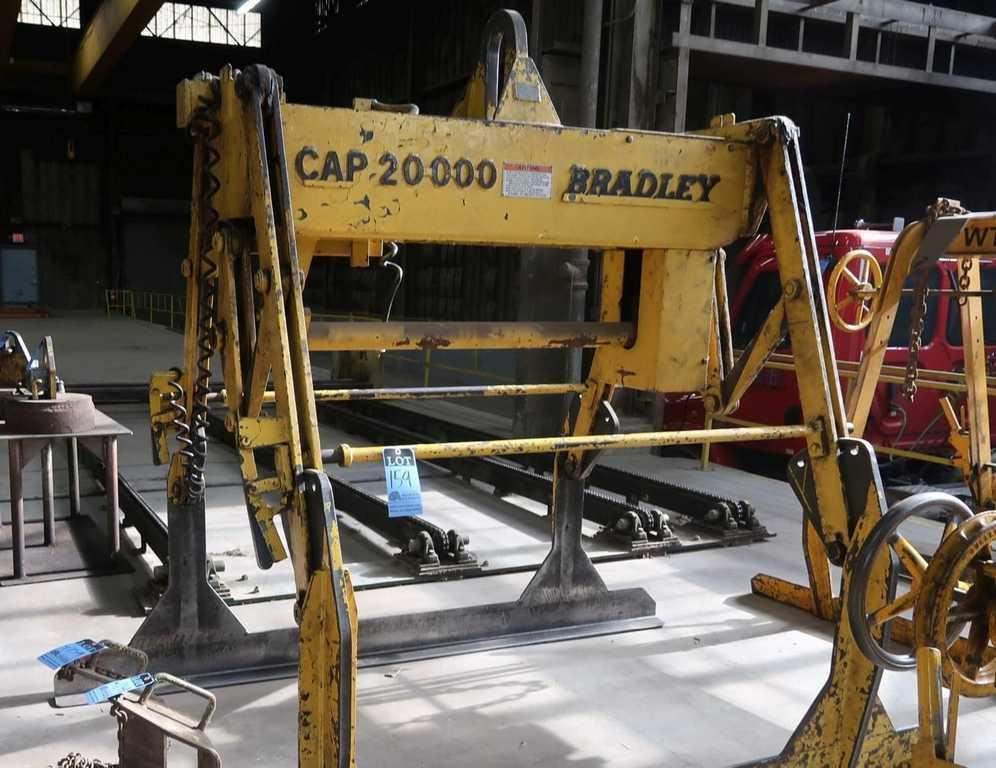 20,000# Bradley Sheet Lifter