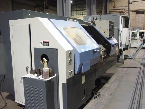 Leadwell CNC Turning Center