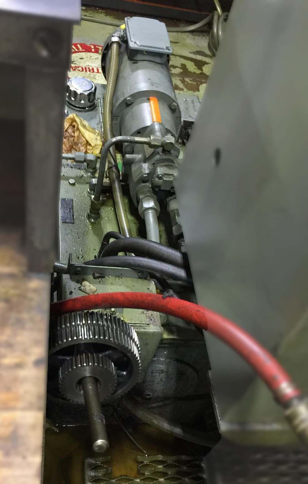 "14-15 BOURN & KOCH/BARBER COLMAN HEAVY DUTY HORIZONTAL GEAR HOBBER, 14"" Max Work Diameter, 15"" Max Hob Slide Travel, 6.25"" Max Hob Diameter, Auto Hob Shift, Auto 2-Cut Cycle, Dwell Timer for Blind Cuts, Hydraulic Workhead, Hydraulic & Coolant System, Rebuilt 1998."