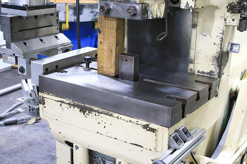 45 Ton Minster Back Geared OBI Press - Air Clutch Model 5