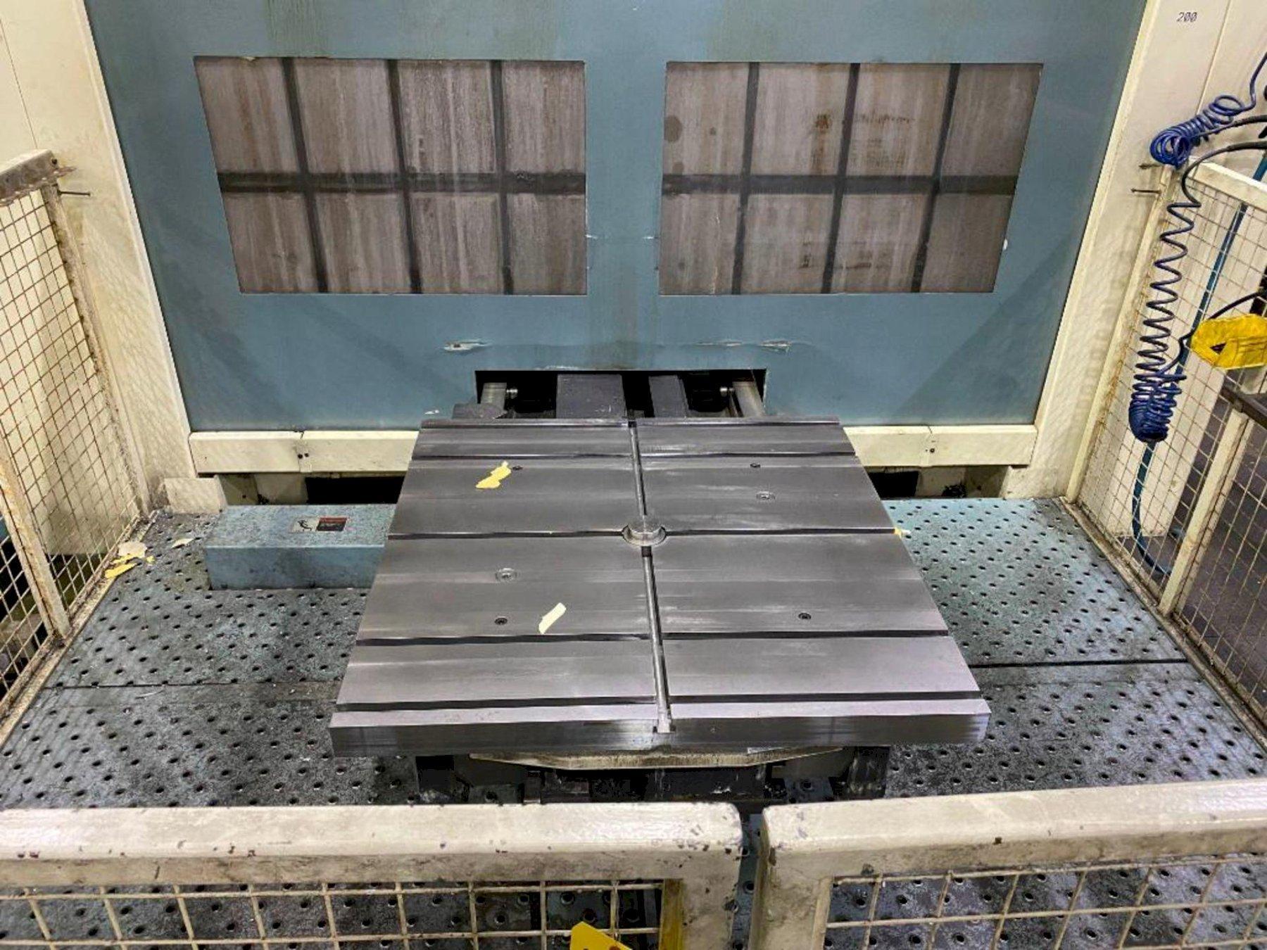 2012 Niigata HN80D CNC Horizontal Machining Center