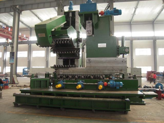 """126"""" (3200mm) x 25.4mm API Spiral Pipe Mill (NEW)"""