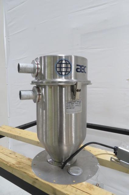 AEC Nearly New SRC-04 Vacuum Receiver, Yr. 2015
