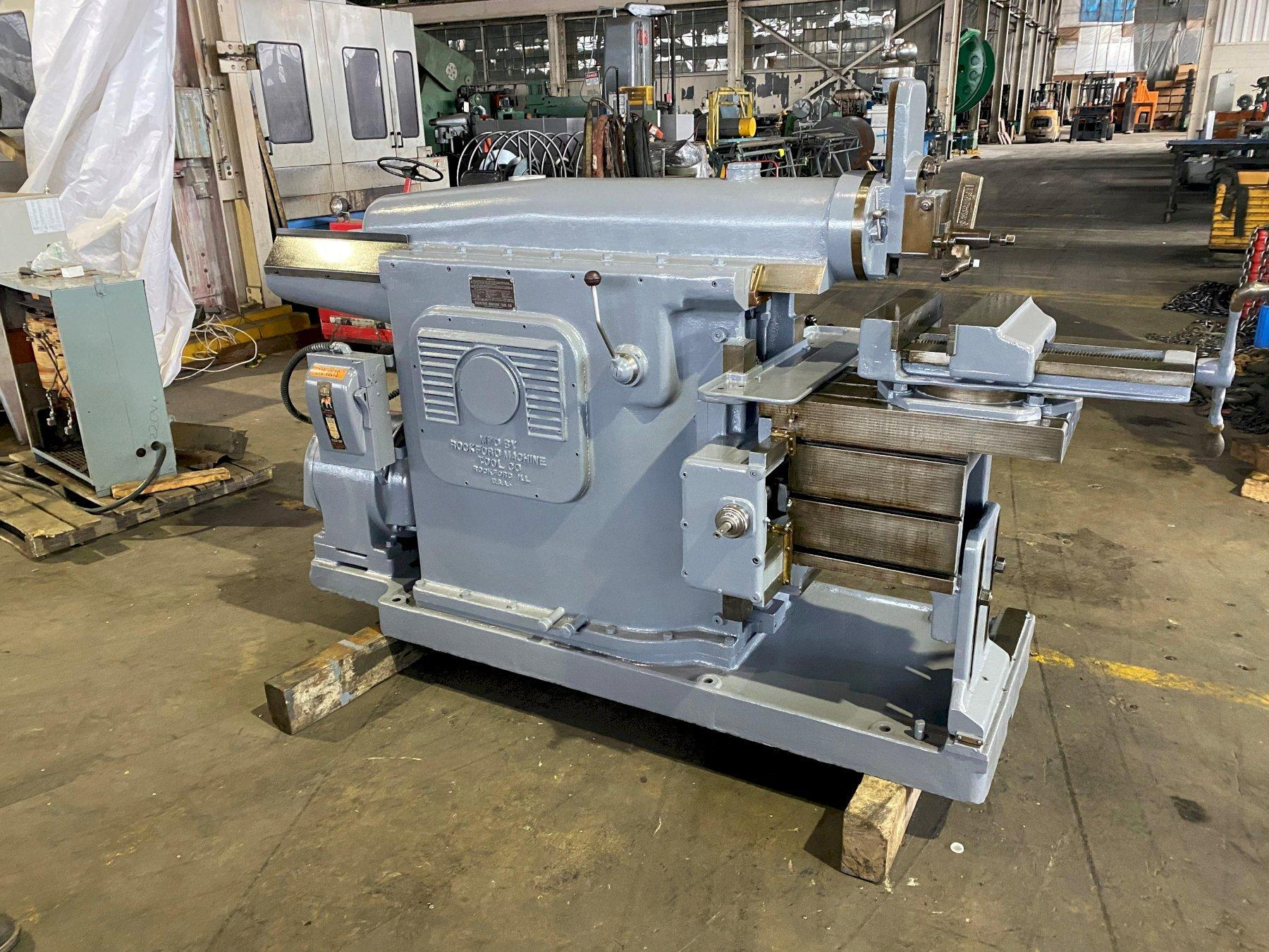 "Rockford 24"" Hydraulic Shaper"