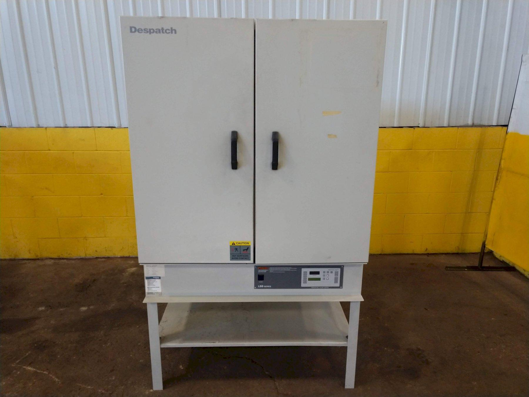 "400 DEGREE X 37"" W X 24"" D X 35"" H DESPACH SERIES LBB2-18-1 ELECTRICAL OVEN: STOCK 13686"