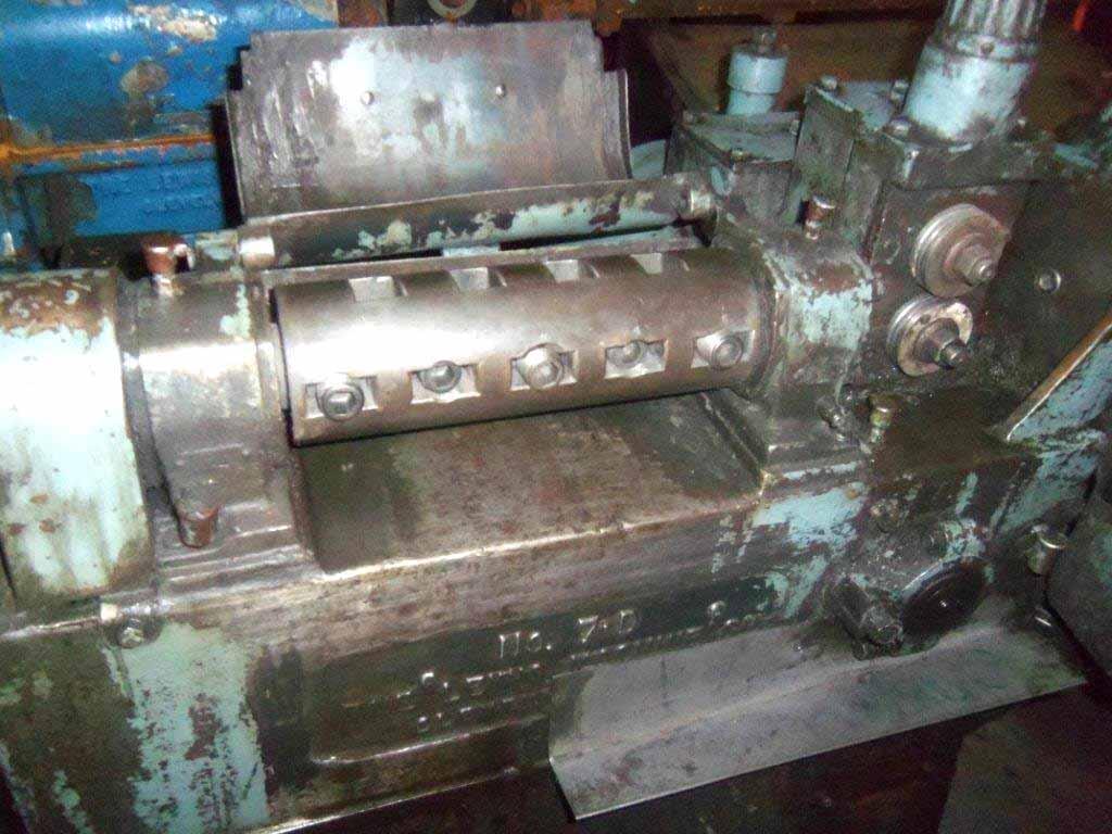 """3/16""""  Lewis 7D Wire Straighten And Cut Machine"""