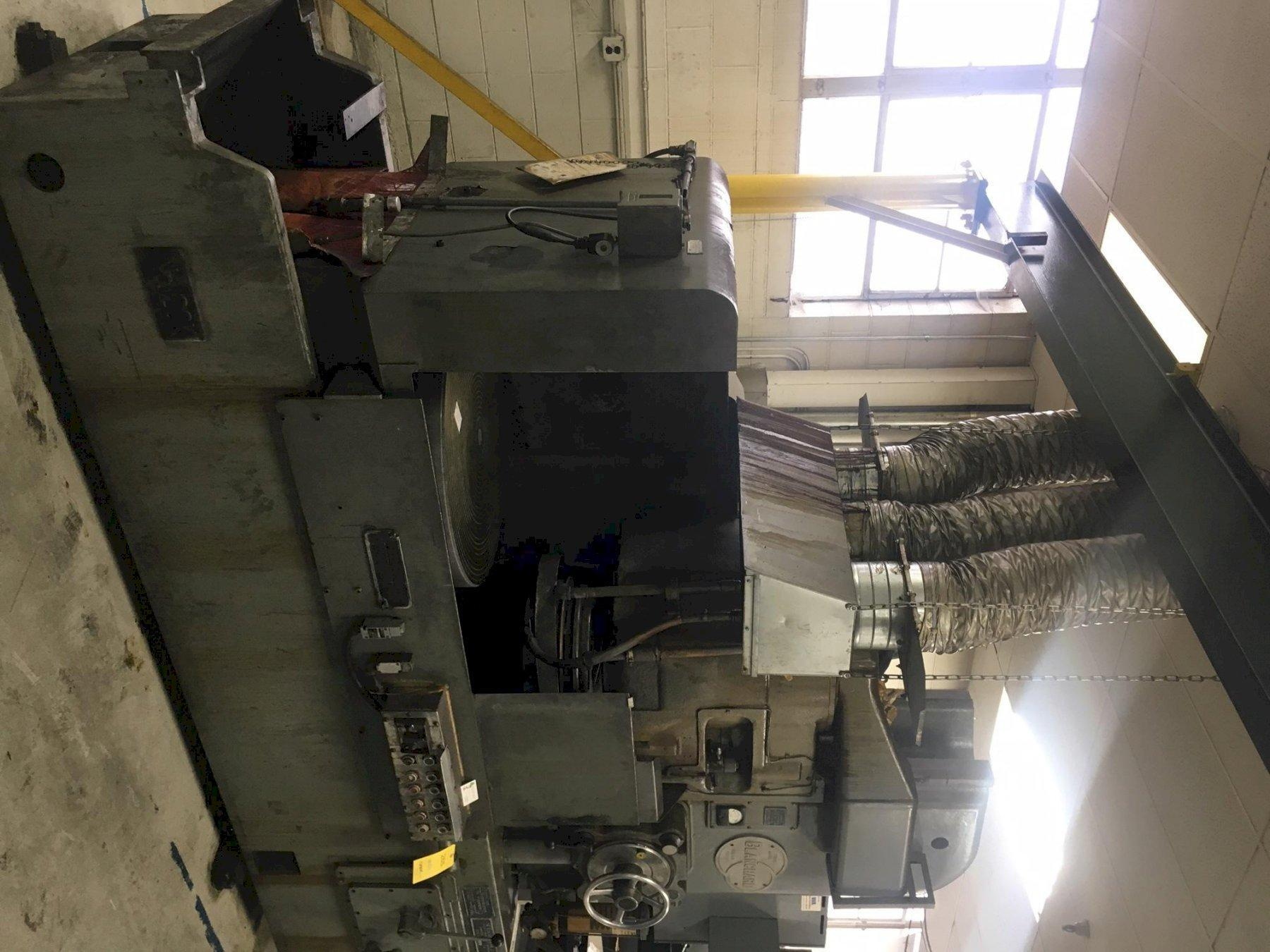 "Blanchard #20K-36, 36"" Vertical Spindle Rotary Surface Grinder, 70', Certified"