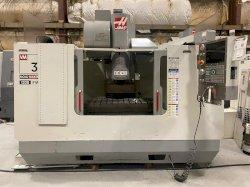 2005 Haas VM-3 Vertical Machining Center