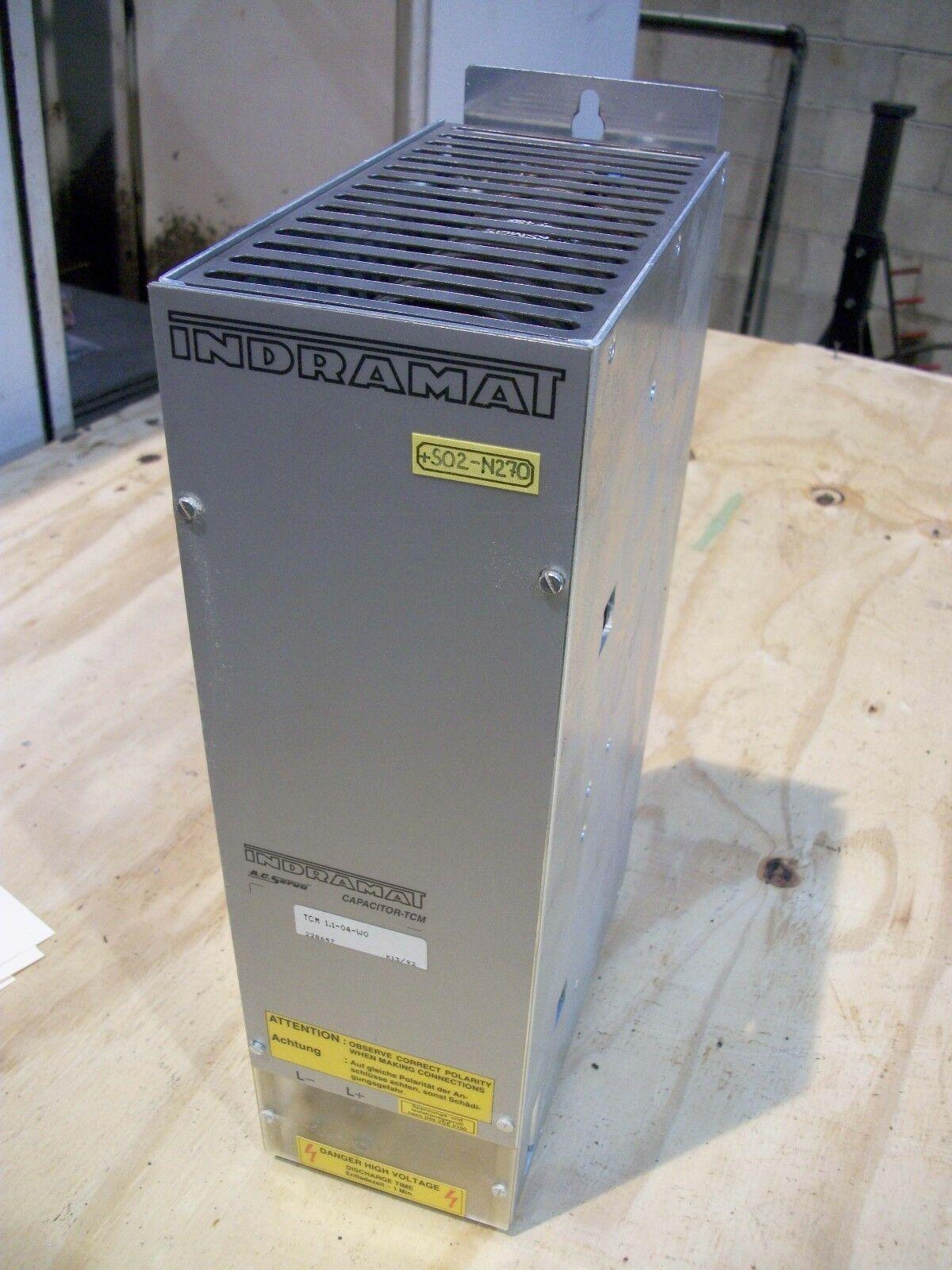 Indramat Servo Capacitor TCM 1.1-04W0
