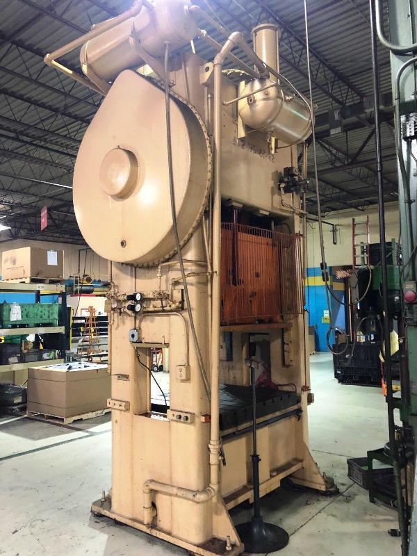 175 TON NIAGARA MODEL SC2-175-48-42 SSDC PRESS