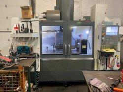 Haas VF-4 w/HRT310 Rotary Table 2017