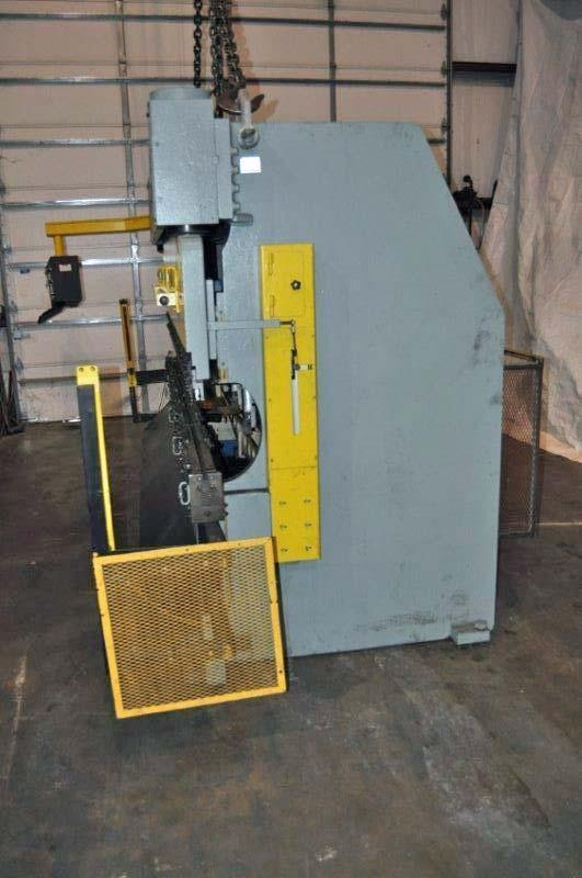 165 Ton x 12' Haco Hydraulic Press Brake