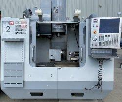 Haas VF-2SS Vertical Machining Center