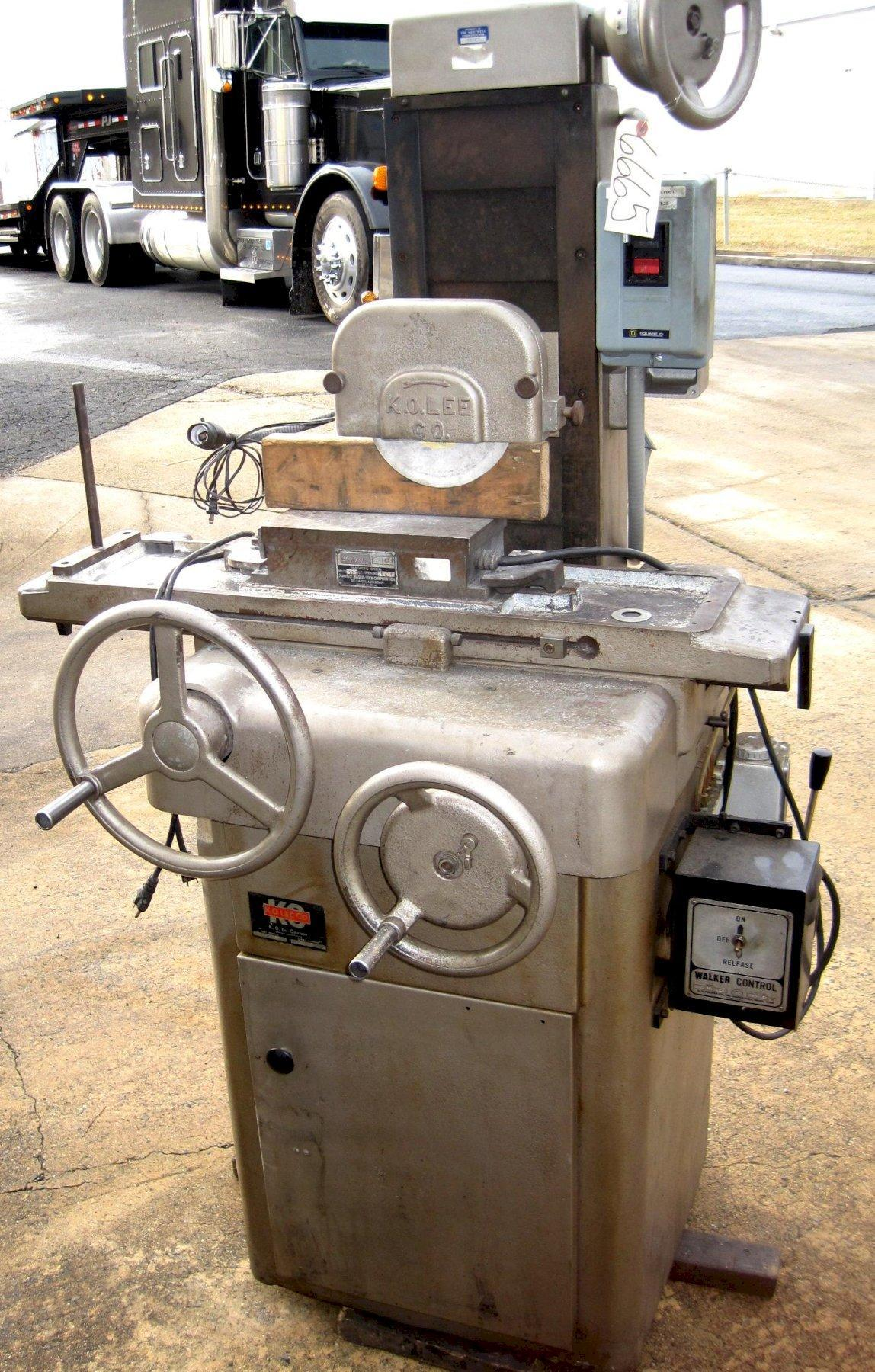 KO Lee Model S714 Surface Grinder