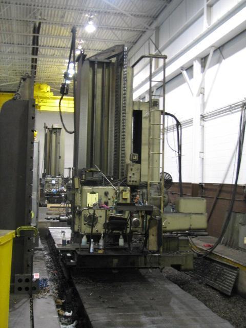 Gray Floor Type Boring Mill