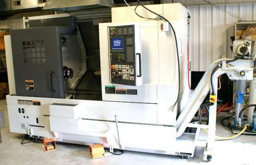 MORI SEIKI NL-2500SY/700, MSX-850 CNC