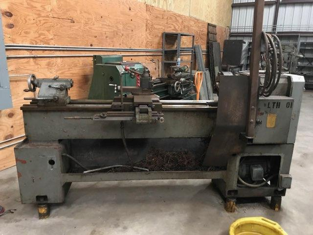 "16"" x 60"" Victor 1660 Engine Lathe"