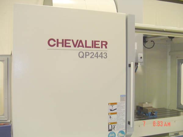 Chevalier 2443VMC CNC Vertical Machining Center