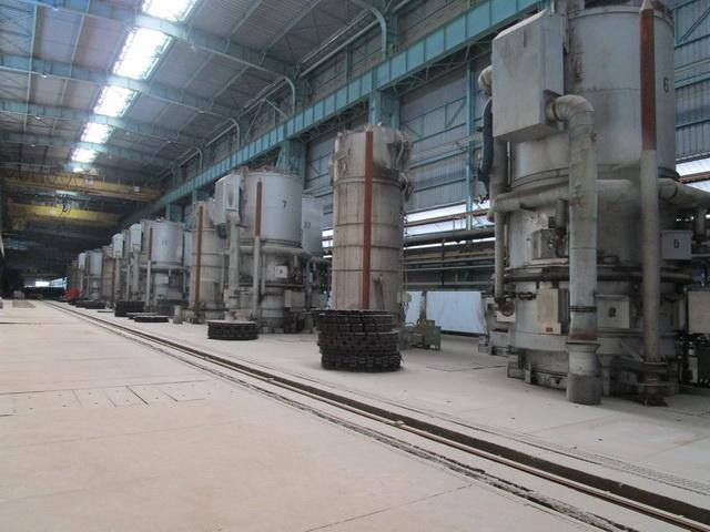 Ebner Annealing Furnaces HICON/H2 YEAR   2001