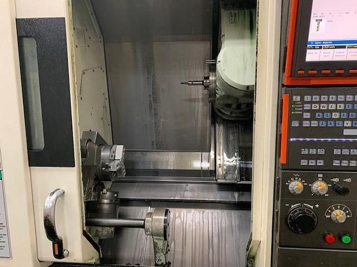 MAZAK2011 Mazak Integrex 100-IV CNC Turning Center w/ Full Live Milling/Drilling
