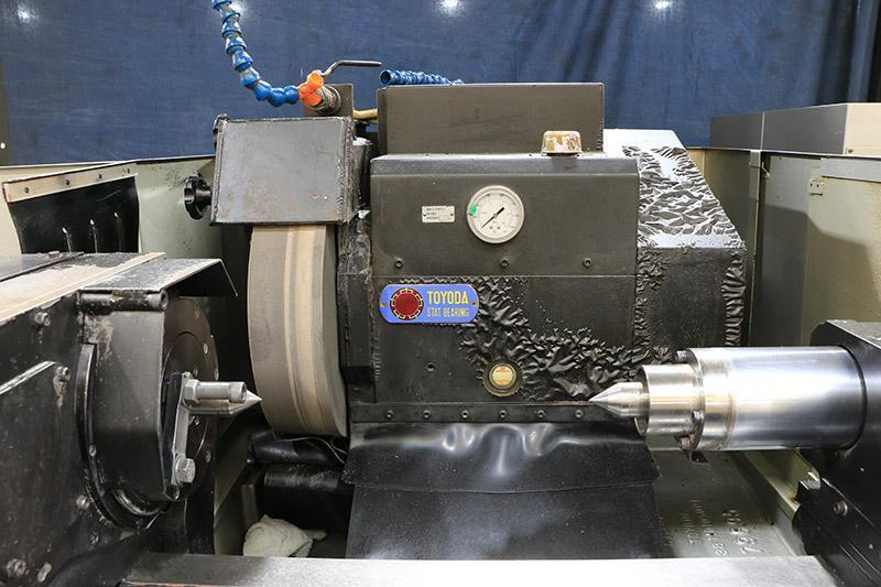 "12.6"" x 20"" TOYODA MODEL GE4P-50M CNC PLAIN CYLINDRICAL GRINDER"