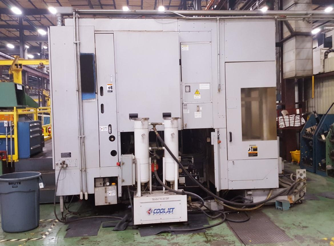 Mori Seiki MH 1003 Horizontal CNC Machining Center