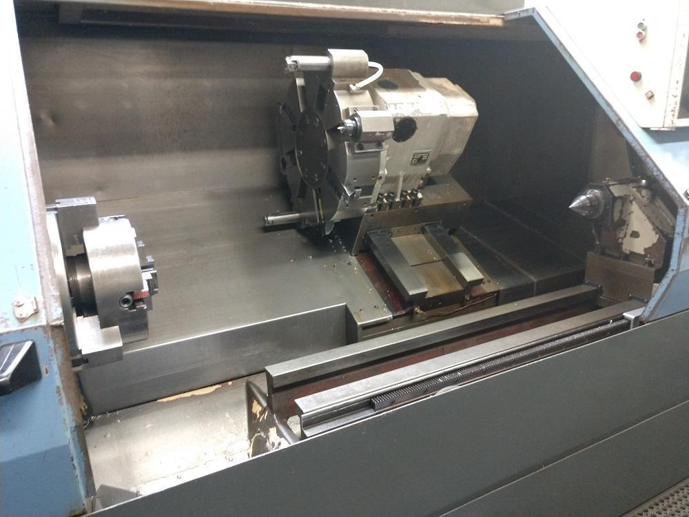 Leadwell LTC-30-CPL 2-Axis Slant Bed Lathe