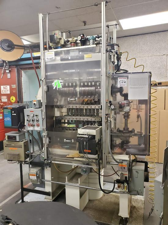 WATERBURY FARREL 510 EYELET TRANSFER PRESS   Our stock number: 115047