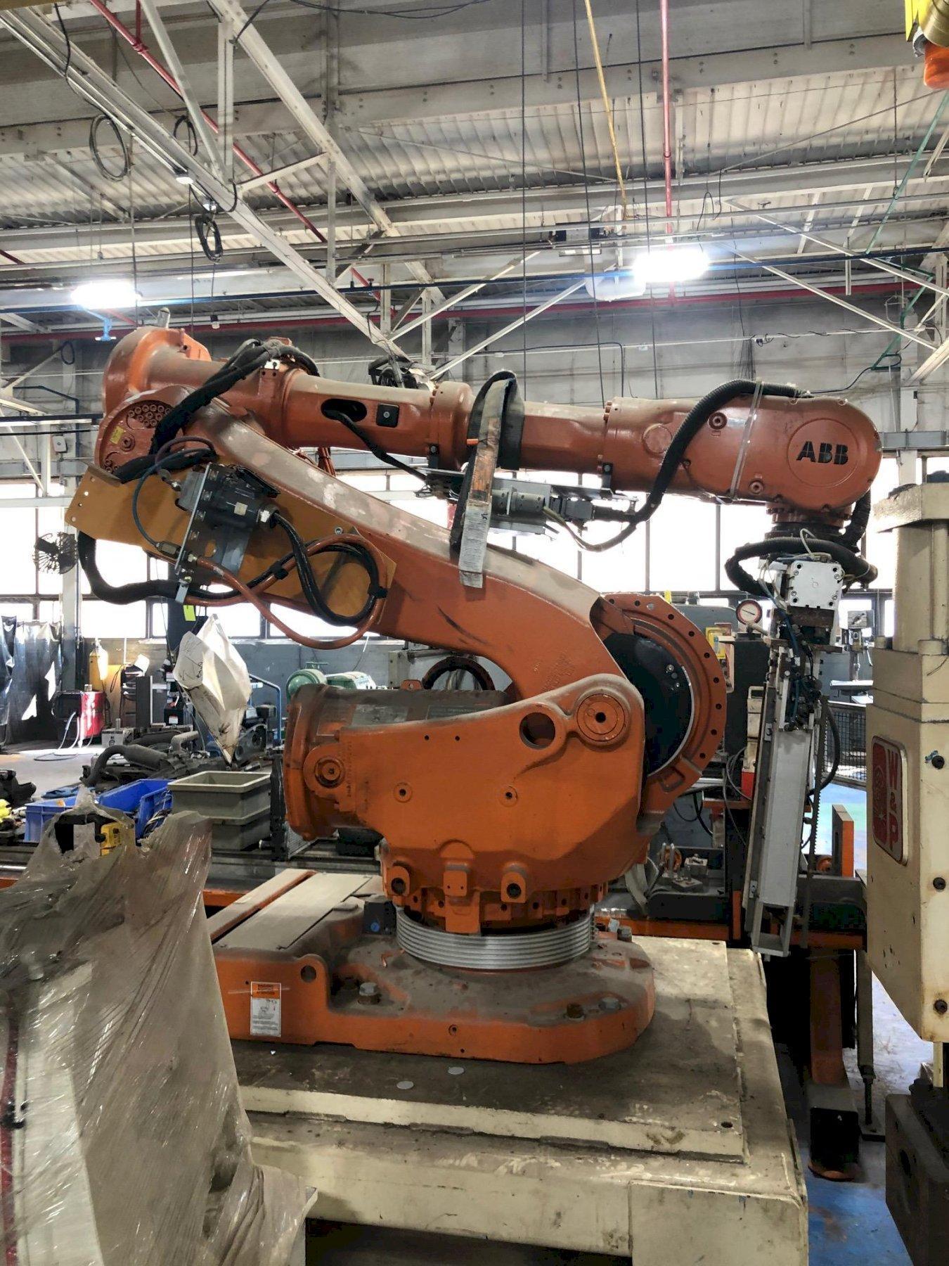 ABB Robot Model No.: IRB 6600 M2004