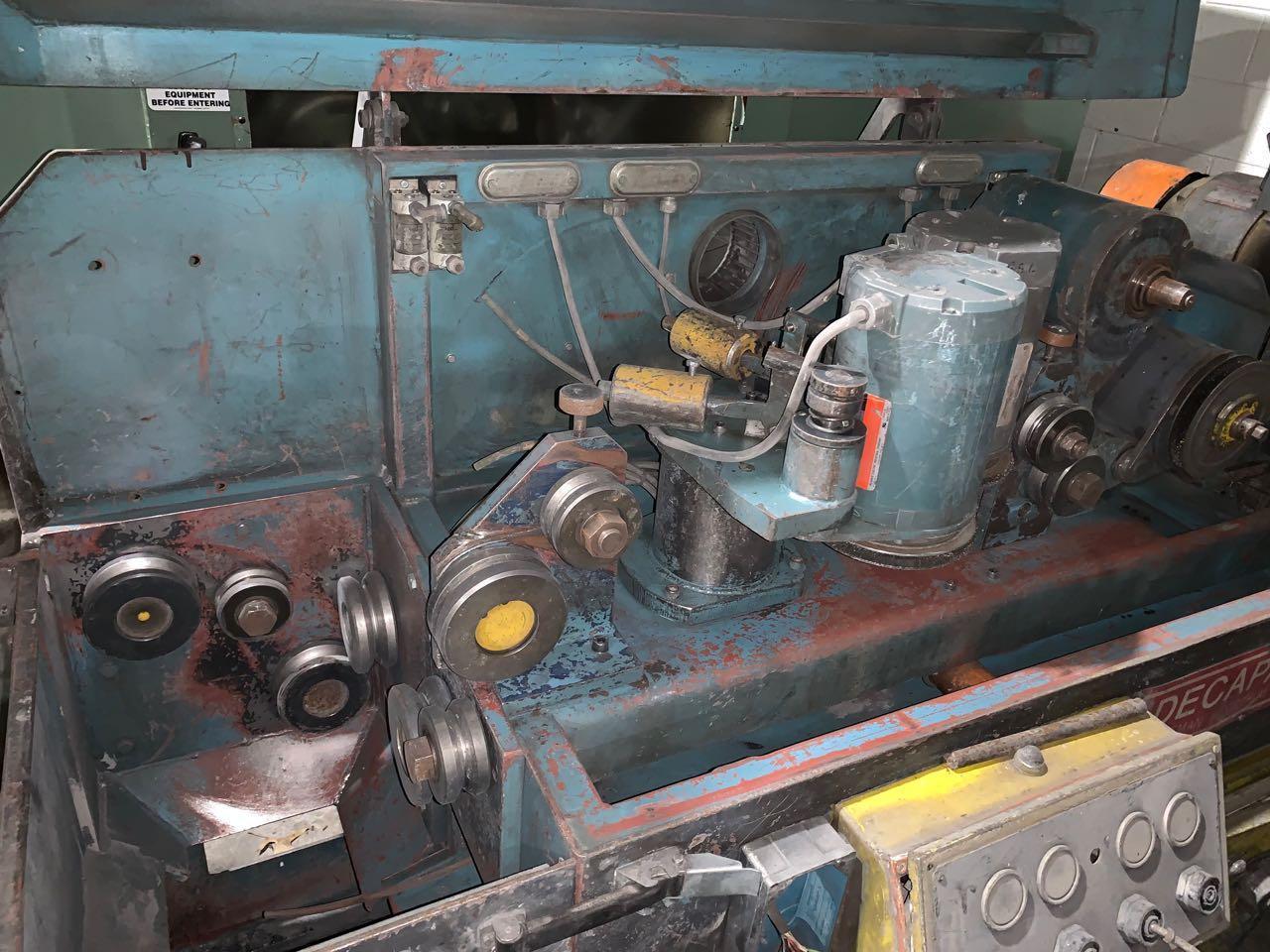 """7/32"""" - 5/16"""" Decapador Wire Descaler Model"""