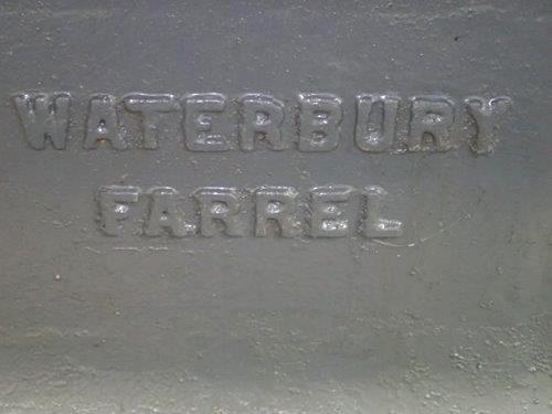 #10 Waterbury Hand Feed Flat Die Thread Roller