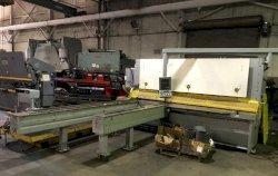 2008 ERMAK HVR 3100 10 CNC Shear