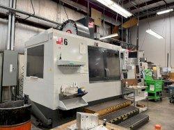 Haas VF6 CNC Vertical Machining Center