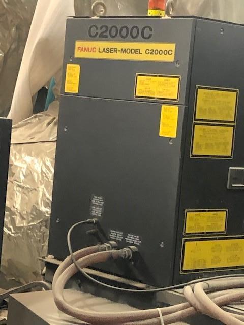HANKWANG KOBA 3015 LASER CUTTING MACHINE 5'X10' SINGLE TABLE