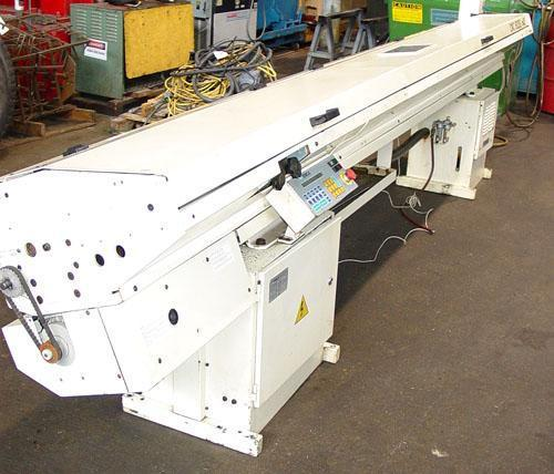 """TSUGAMI NP-32 CNC SWISS, Fanuc 0T CNC, 1.25"""" Bar Capacity, LNS Barfeeder, Live Tooling, Sub Spindle, Large Tooling Package, New 1995."""