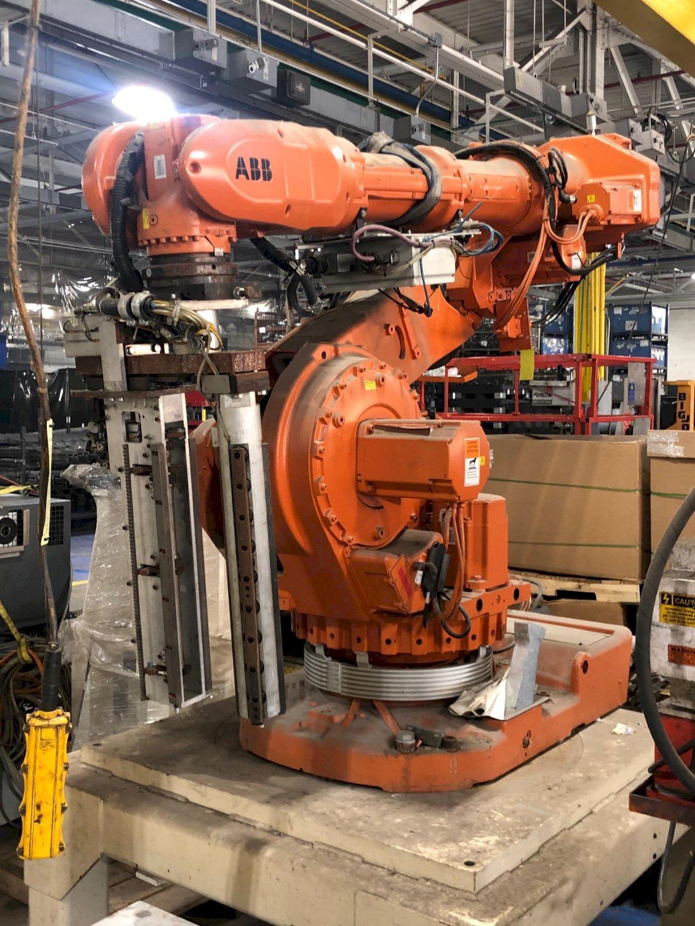 ABB Robot Model# IRB 6600 M2004
