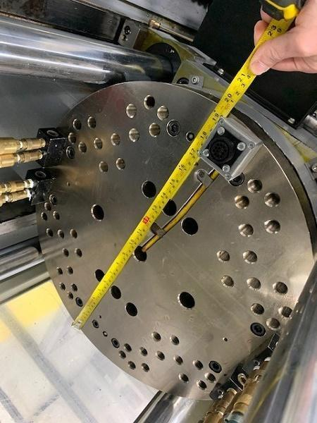 Nissei Used DCE60-2E Electric 2-Shot Injection Molding Machine, 60 US ton, Yr. 2012, 0.43/0.60 oz.