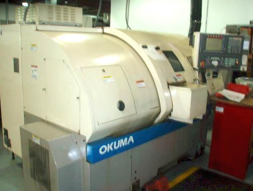 OKUMA CROWN, OSP U10L CNC