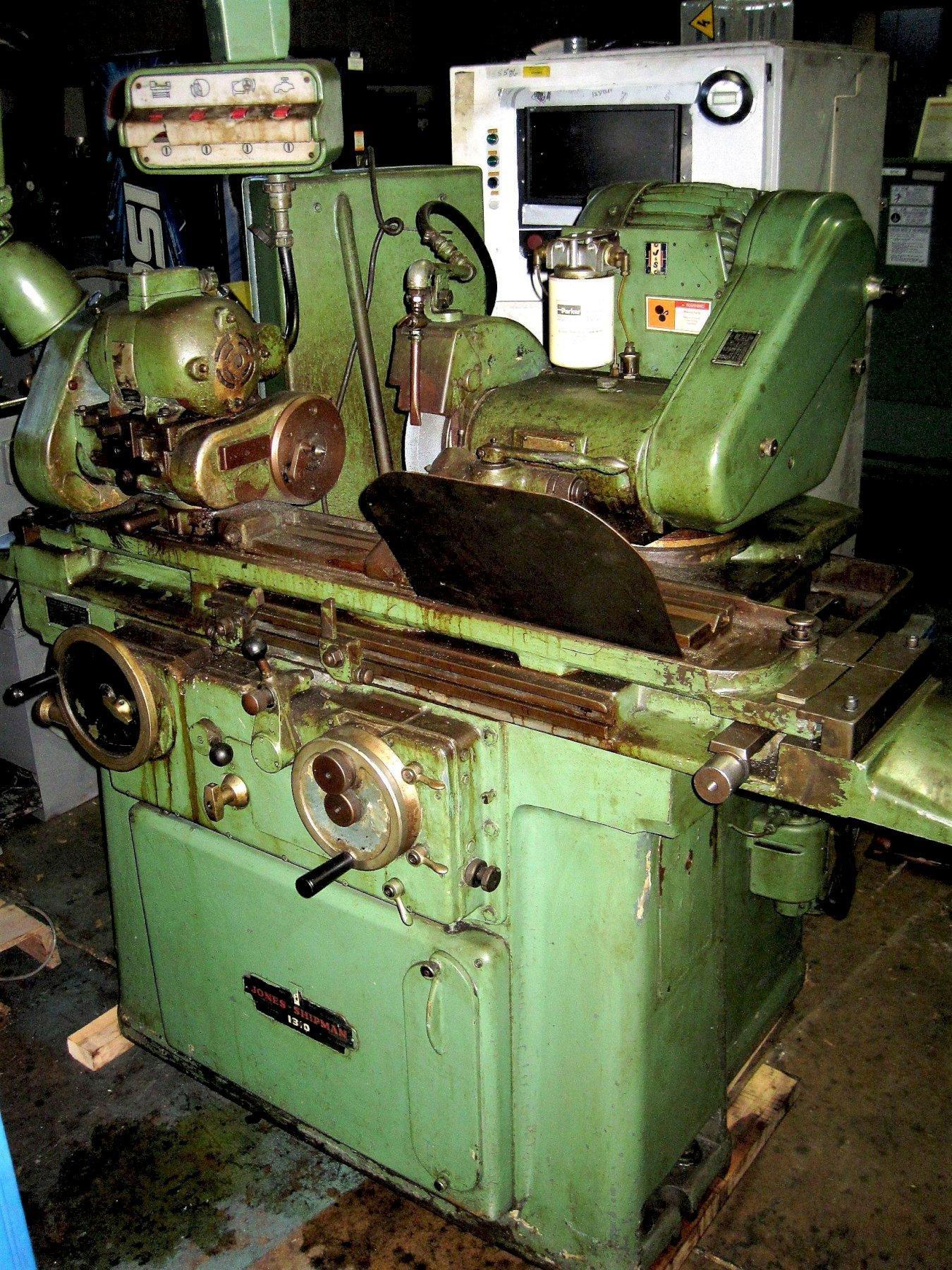 Jones & Shipman Model 1310 Universal Cylindrical Grinder