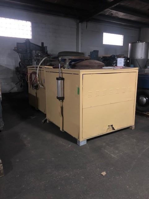 THERMTRONIX SF-1200 ELECTRIC RESISTANCE STATIONARY FURNACE S/n 941210 WITH CONTROLS
