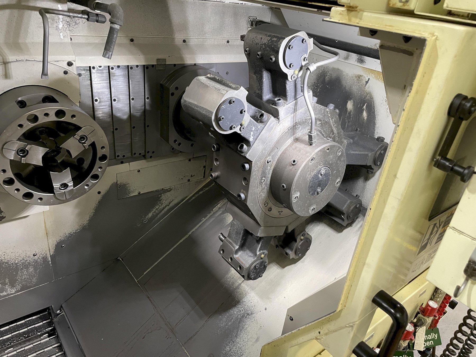 2016 Muratec MW-180  Twin Spindle CNC Horizontal Lathe