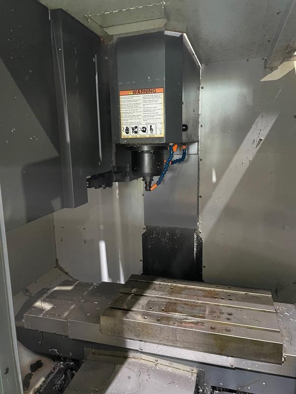 2013 Haas DT-1 Vertical Machining Center