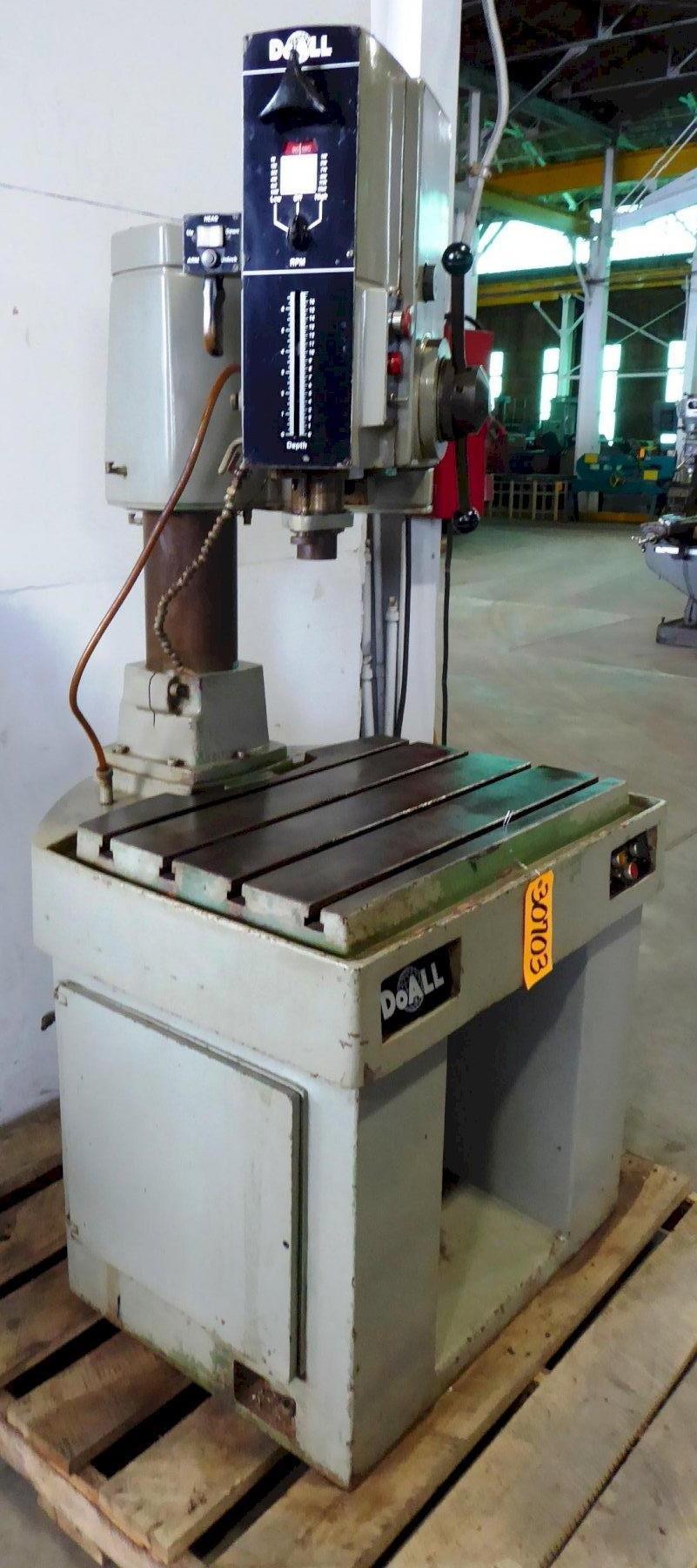 DoAll Radial Drill Model DTR-28