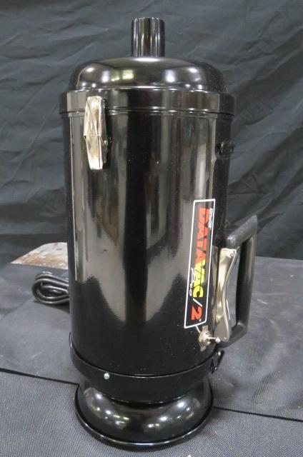 Metro MDV-2BA DataVac/2 Pro Handheld Vacuum