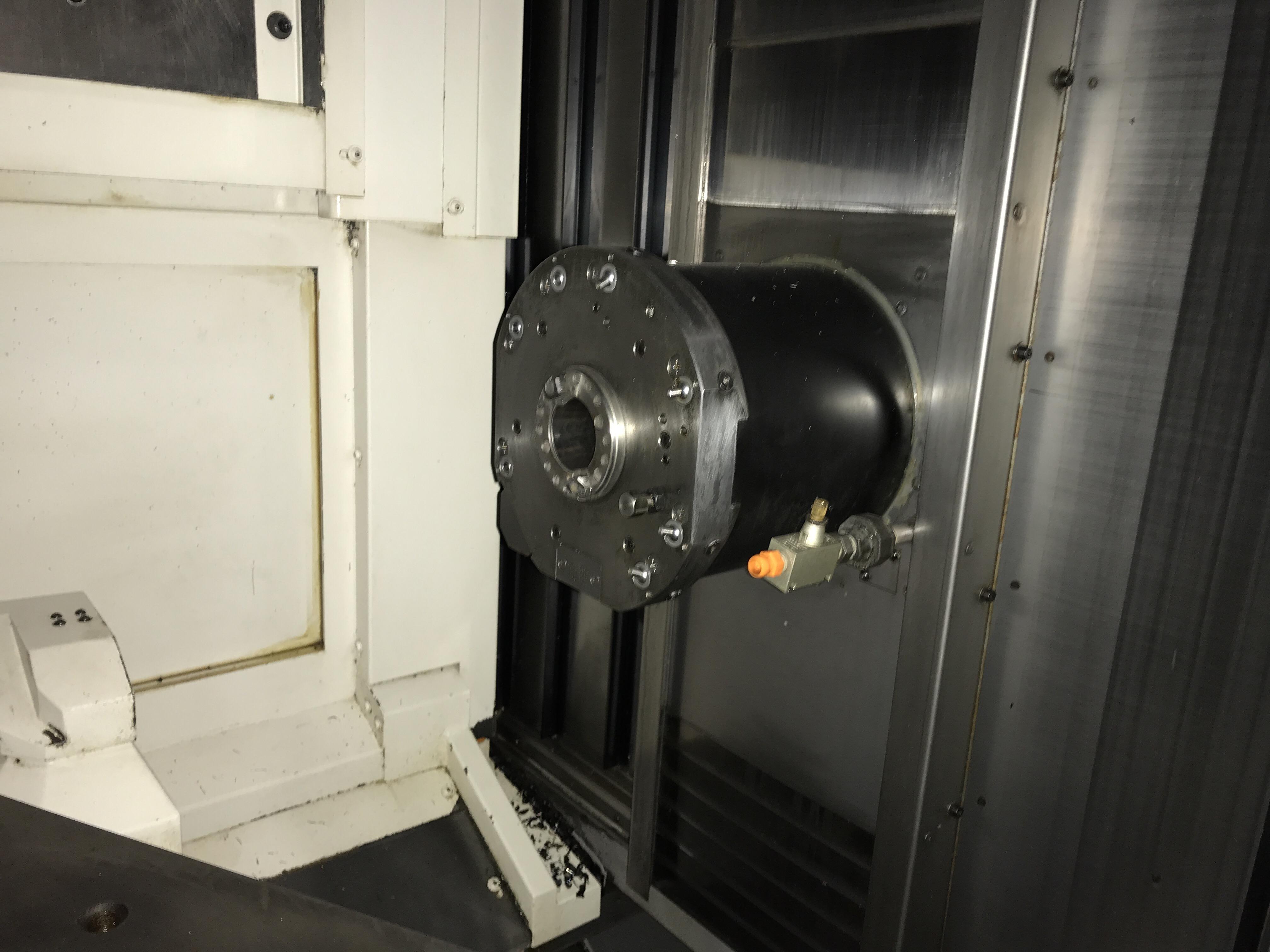 2015 OKUMA MB-5000H - Horizontal Machining Center