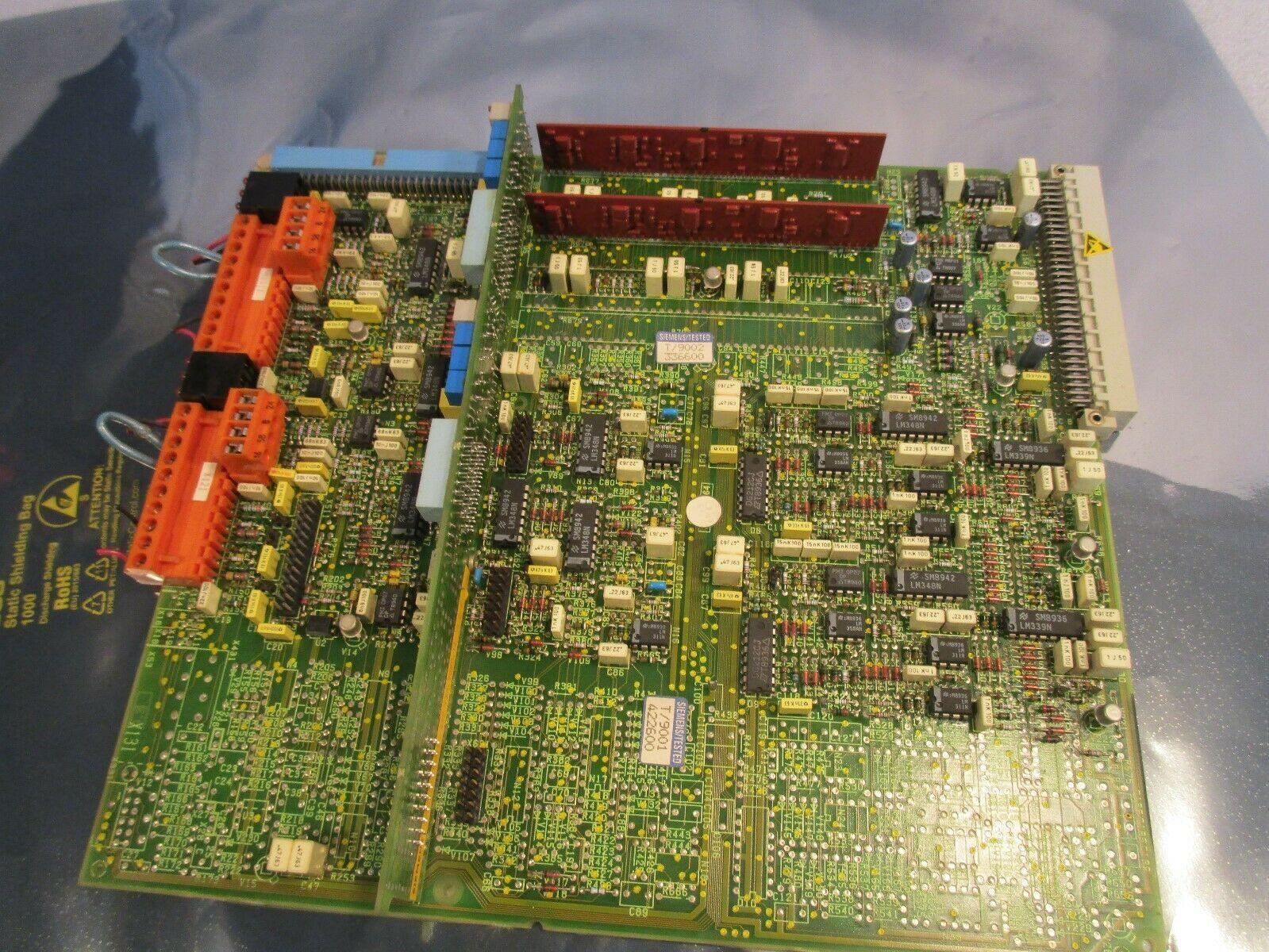 Siemens Axis Drive Card 6RB2100-0NA11