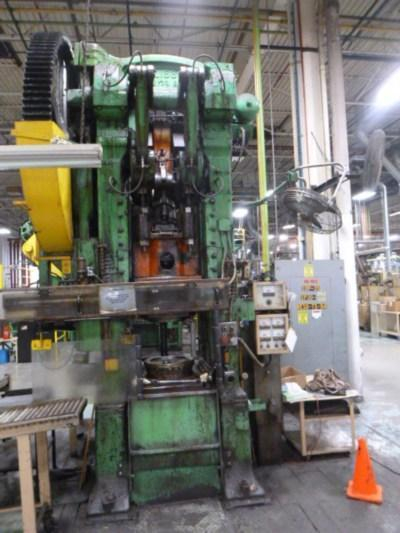 150/110 TON BLISS MDL. 3 3/4B TOGGLE PRESS   Our stock number: 115014