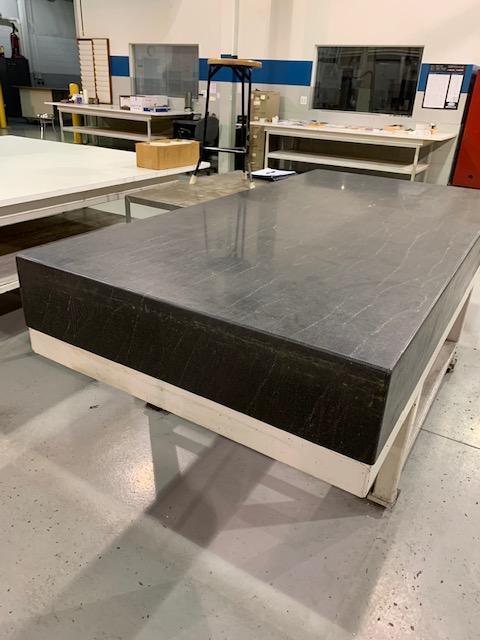 4' x 8' Granite Surface Plate