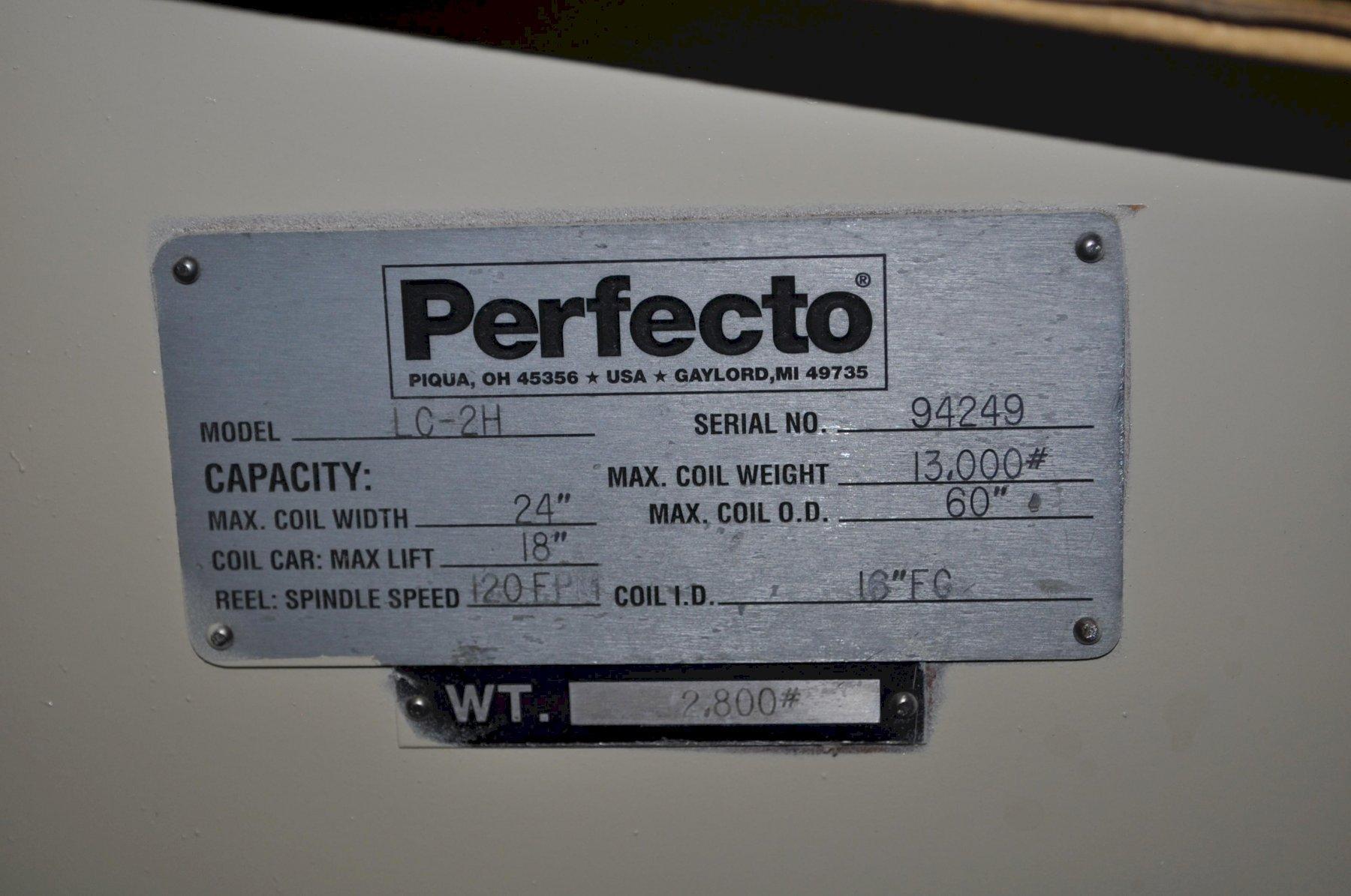 13000 LB Perfecto Coil Car
