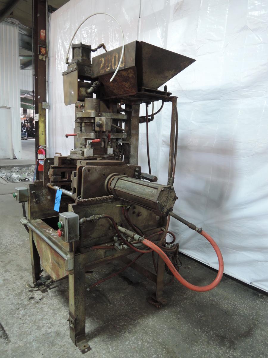 REDFORD MODEL HP43 SHELL CORE MACHINE